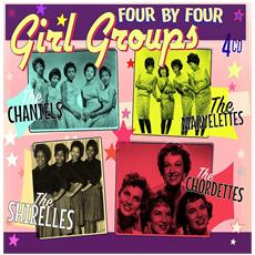 Four By Four - Girl Groups (4 Cd)