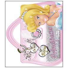 La mia borsa da principessa. Con adesivi