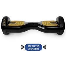 NILOX - DOC+ Hoverboard Elettrico Gold con Speaker...