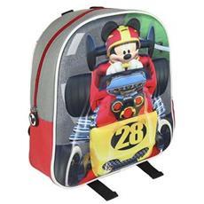 Zaino Scuola 3d Mickey Mouse 321