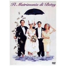 Dvd Matrimonio Di Betsy (il)