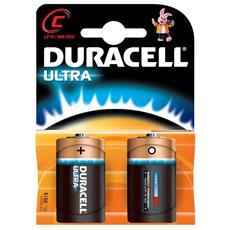 DU1400 Batterie Alcaline Tipo C Voltaggio 1.5 V