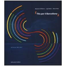 Tifo per il Barcellona. UIL Scuola 1985-2013