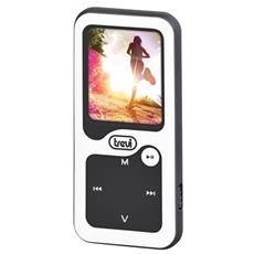 TREVI - Lettore Mp3 Bluetooth Con Microsd 8gb Mpv 1780 Sb...