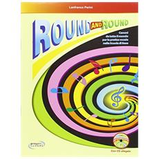 Round and round. CD Audio