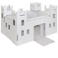 Kit Creativo Castello Piccolo in Cartone
