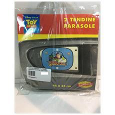 Tendine Parasole Laterali Per Auto (coppia) Toy Story Buzz Lightear Solo