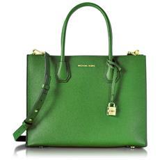 Borsa Shopping Donna 30f6gm9t3l304 Pelle Verde Taglia Uni