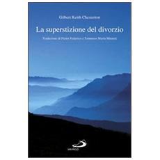 La superstizione del divorzio