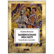 Bambini romani nell'arte