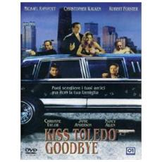 Dvd Kiss Toledo Goodbye