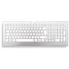 Tastiera USB JK-0300 Color Argento (Layout Tedesco)