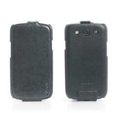 Leather Case Galaxy S3 / S3 Neo Bk