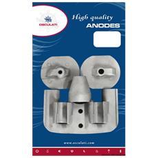 Kit anodi alluminio gruppi poppieri