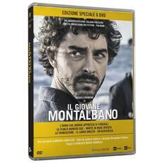 Dvd Giovane Montalbano (il) - Stag. 02