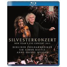 Simon Rattle - Berliner Philharmoniker - New Year's Eve Concert 2015