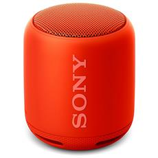 Speaker Wireless Portatile SRS-XB10 Bluetooth / 3.5 mm Colore Rosso