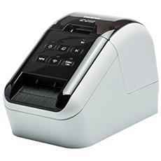 Stampante per Etichette QL810W 300 x 600 dpi Colore Nero e Bianco