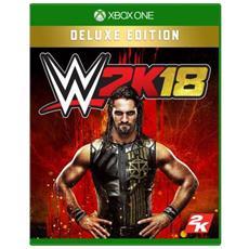 XONE - WWE 2K18 Deluxe Edition