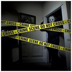 Nastro Crime Scene Do Not Cross