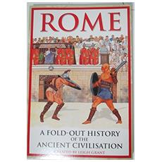 Rome. Fold out history