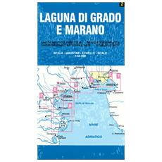 Lagune di Grado e Marano 1:50.000