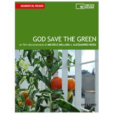 God save the green. DVD. Con libro
