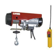 PE125/250C Paranco Elettrico 125/250 Kg - 540 W