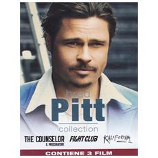 Dvd Brad Pitt Collection (3 Dvd)