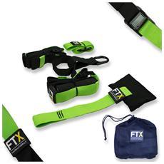 Il Functional Suspension Trainer Fasce Elastiche Sospensioni Da Allenamento Ftx-27