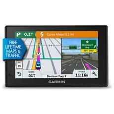 """DriveSmart 51 LMT-S Navigatore Display 5"""" +Slot MicroSD Bluetooth con Mappe Europa completa + Autovelox e aggiornamenti a vita"""