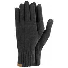 Guanti Donna Milano Glove Unica Nero