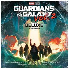Guardians Of The Galaxy Vol 2 (Deluxe Edition) (2 Lp)