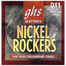 Muta R+rm - Nickel Rockers - Green