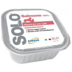 Cibo per Cani e Gatti Solo Salmone 300 gr