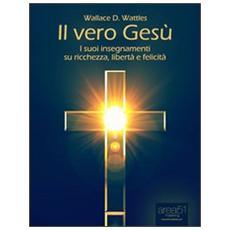 Il vero Gesù. I suoi insegnamenti su ricchezza, libertà e felicità