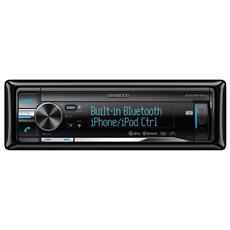 Sintolettore CD KDC-BT53U Supporto MP3 / WAV / WMA / AAC 4x50 Watt porta USB ingresso AUX