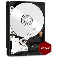 "Hard Disk per NAS WD Red 6 TB 3.5"" Sata III 6 Gb / s Buffer 64 Mb Intelli Power"