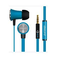 Auricolare fighter stereo 3,5mm blue ubsound