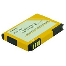 2-Power MBI0111A, 1100 mAh, GPS / PDA / Mobile phone, Ioni di litio, 5,1 cm, 3,7 cm, 7 mm