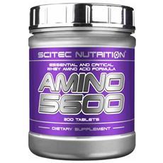 Amino 5600 500 compresse neutro