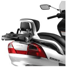 Attacco posteriore specifico per bauletto MONOKEY® per Suzuki Burgman 250/400 03/06