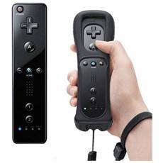 Telecomando Remote Controller Wii Nero Linq