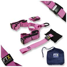 Il Functional Suspension Trainer Fasce Elastiche Sospensioni Da Allenamento Ftx-40