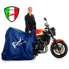 Telo Coprimoto Maxi Scooter Con Parabrezza E Bauletto E Moto Enduro