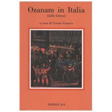 Ozanam in Italia (dalle Lettere)