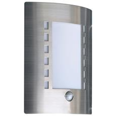 Applique Con Sensore Pir 60 W Cromo 5000.086