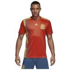 Spain Home Jersey Maglia Calcio Spagna Taglia S