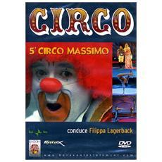 Dvd Circo - 5' Circo Massimo