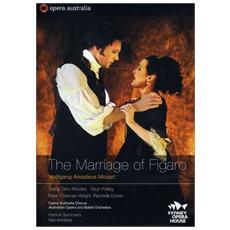 Dvd Mozart - Le Nozze Di Figaro (2 Dvd)